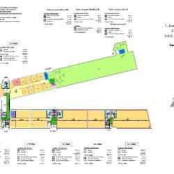 Location Bureau Lognes 2086 m²