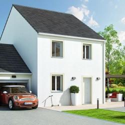 Maison  3 pièces + Terrain  450 m² Laquenexy
