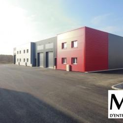 Vente Local d'activités Chasse-sur-Rhône 255 m²