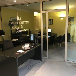 Location Bureau Créteil 85 m²