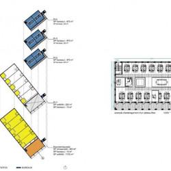 Location Bureau Pessac 9880 m²