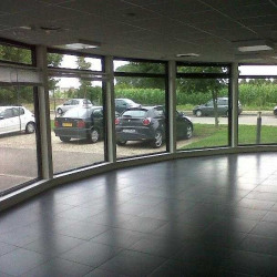 Location Bureau Eckbolsheim 244 m²