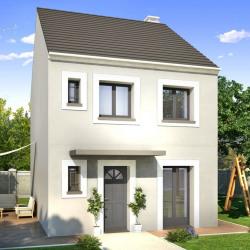 Maison  5 pièces + Terrain  310 m² Saint-Denis