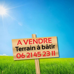 Terrain  de 1200 m²  Beauvais  (60155)
