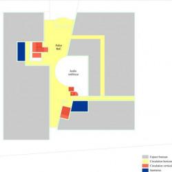 Location Bureau Rosny-sous-Bois 1453 m²