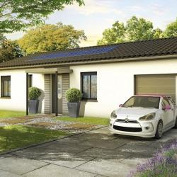 Maison  4 pièces + Terrain  570 m² Montech