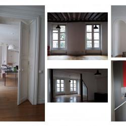 Location Bureau Paris 4ème 136 m²
