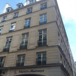 Location Bureau Paris 1er 278 m²