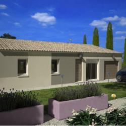 Maison  3 pièces + Terrain  200 m² Pia