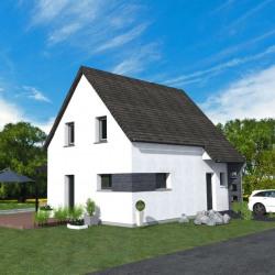 Maison   pièces + Terrain  375 m² Weckolsheim