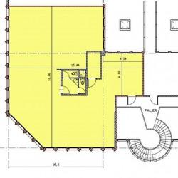 Location Bureau Créteil 231 m²