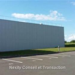 Vente Entrepôt Houdan 4430 m²