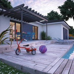 Maison  4 pièces + Terrain  700 m² Tarnos