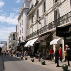 Vente Local commercial Cannes 350 m²