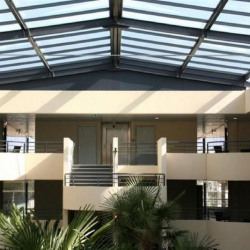 Location Bureau Sophia Antipolis 122 m²