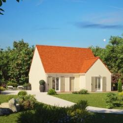 Maison  3 pièces + Terrain  917 m² Sarrigné
