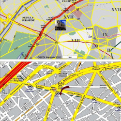 Location Bureau Paris 17ème 285 m²