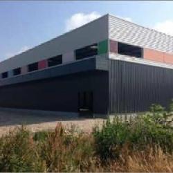 Location Local d'activités Les Echets 1512 m²