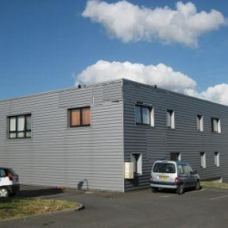 Location Bureau Montgermont 487 m²