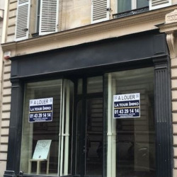 Location Local commercial Paris 6ème 110 m²