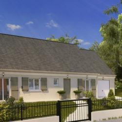 Maison  5 pièces + Terrain  600 m² Oinville-sur-Montcient
