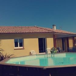Maison  5 pièces + Terrain  1000 m² Montauban