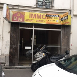 Location Local commercial Clichy 43 m²
