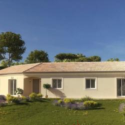 Maison  6 pièces + Terrain  550 m² La Barre-de-Monts