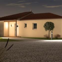 Maison  4 pièces + Terrain  658 m² Barjac