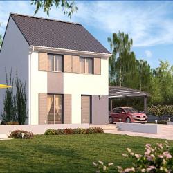 Maison  5 pièces + Terrain   m² Dourdan
