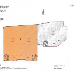 Location Local d'activités La Courneuve 3061 m²