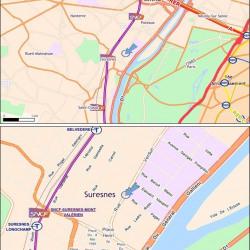 Location Bureau Suresnes 8528 m²