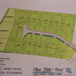 Terrain Merlimont 760 A 1760 m²