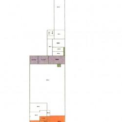Location Bureau Saint-Ouen 3127 m²