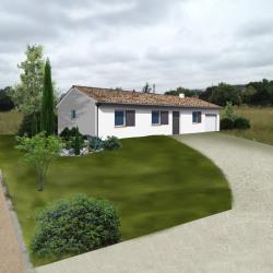 Maison  4 pièces + Terrain  1831 m² Pavie