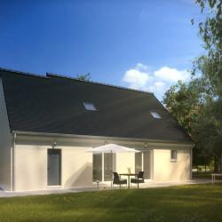 Maison  5 pièces + Terrain  900 m² Blacourt