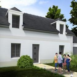 Maison  4 pièces + Terrain  620 m² Aulnoy