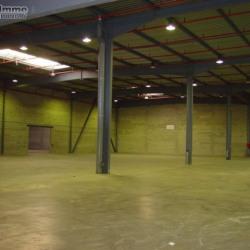 Location Entrepôt Stains 3200 m²