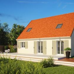 Maison  4 pièces + Terrain  188 m² Breuillet