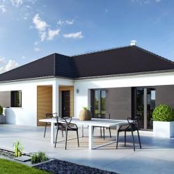 Maison  3 pièces + Terrain  871 m² Pontailler-sur-Saône
