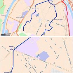 Location Bureau Le Petit-Quevilly 259 m²