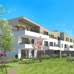 photo immobilier neuf Laxou