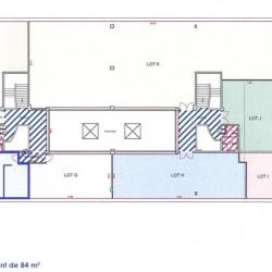 Location Local d'activités Plaisir 1282 m²