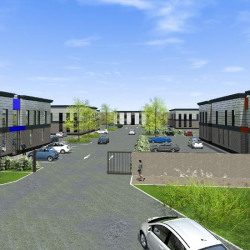 Vente Local d'activités Serris 547 m²