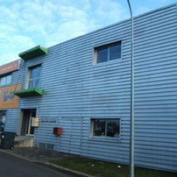 Location Bureau Montgermont 485 m²