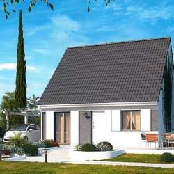 Maison  3 pièces + Terrain  711 m² Saint-Nicolas-de-Redon