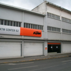 Location Local d'activités Bruay-la-Buissière 842 m²