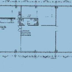 Location Bureau Voisins-le-Bretonneux 310 m²