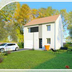 Maison  6 pièces + Terrain  643 m² Aunay-sous-Auneau