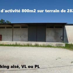 Vente Local d'activités Bollène 800 m²